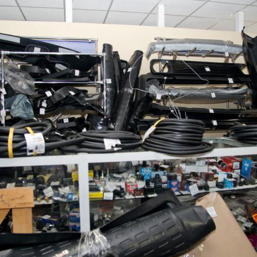 Шланги, решетки для авто, запчасти для салона отечественных автомобилей