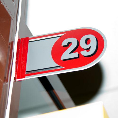 Номер павильона 29